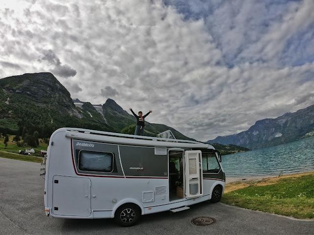 Roteiro pela Noruega e Suécia
