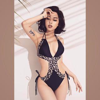 Gái xinh facebook DJ Ngọc Ngà