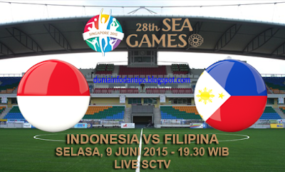 Indonesia U23 vs Filipina U23