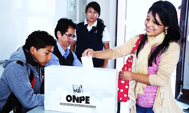 Más de 166,000 jóvenes votarán por primera vez en elecciones 2020: