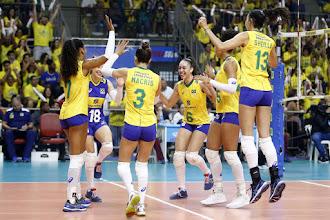 Vôlei feminino do Brasil busca segunda vitória sobre a Argentina em Suzano