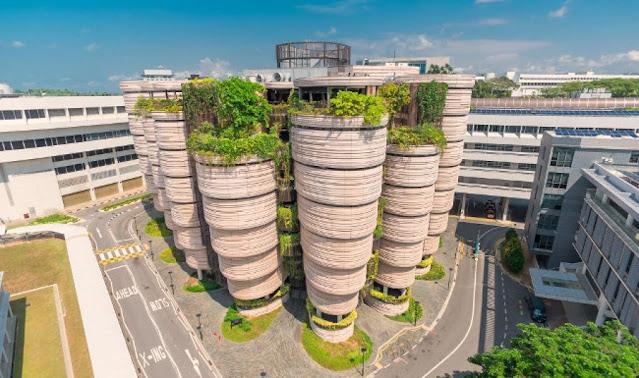 منحة NTU في سنغافورة 2021   ممول بالكامل
