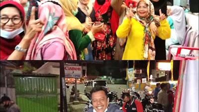 Dukungan AZAS Tak Terbendung, Posko Pemenangan Ramai Dikunjungi