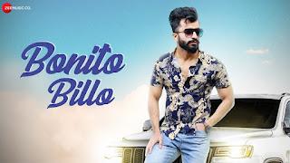Bonito Billo Lyrics - Tushar Vasudev - Lyricsonn