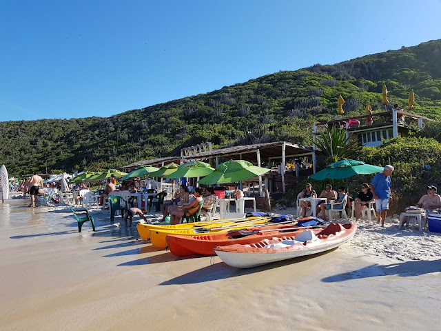 Blog Apaixonados por Viagens - Arraial do Cabo - Passeio de Barco