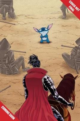 Stitch y el Samurai (Tono-sama to Stitch)