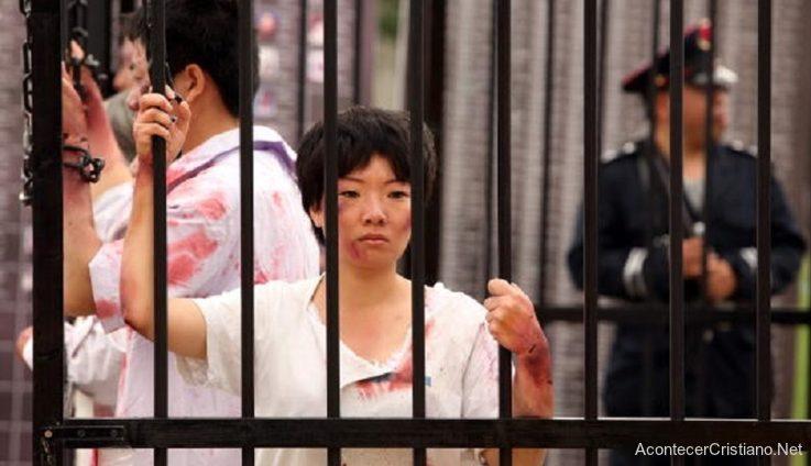 Cristianos chinos presos
