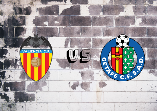 Valencia vs Getafe  Resumen