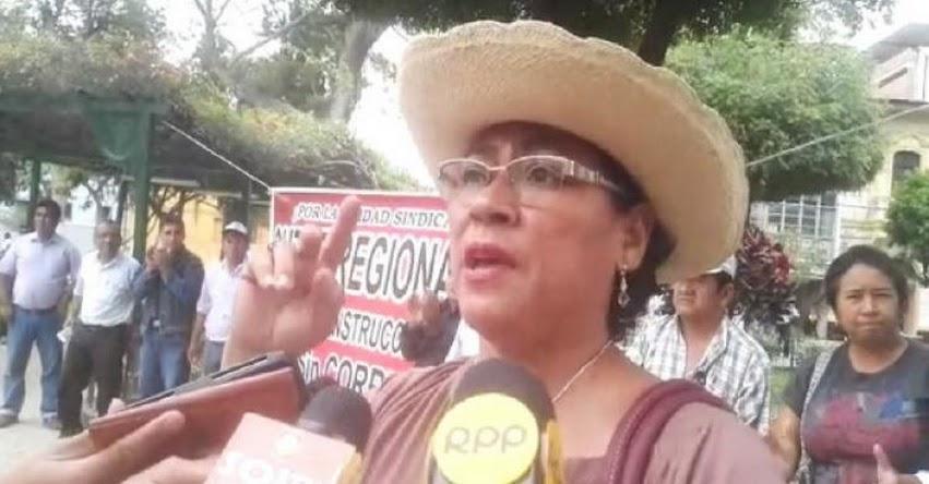 SUTEP Piura también se alista para una huelga indefinida