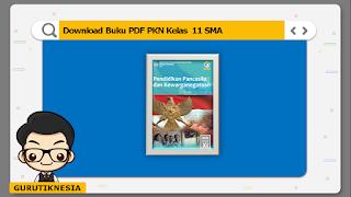 download ebook pdf  buku digital pkn kelas 11 sma/ma