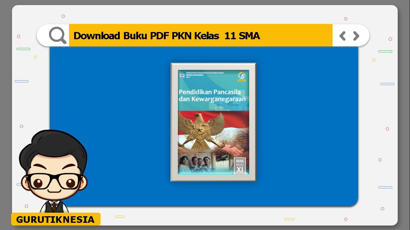 download buku pdf pkn kelas 11 sma/ma