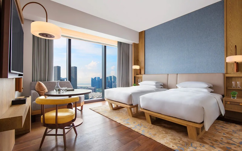 The Unbeatable Andaz Singapore For Your Next Vacation