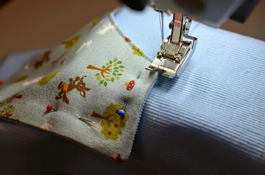 just keep sewing... just keep sewing...