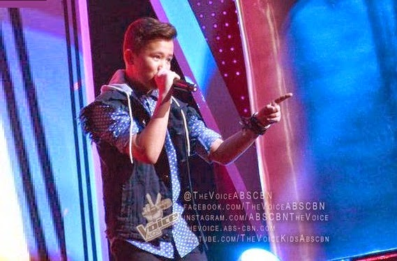 Watch Juan Karlos Labajo performed 'Yesterday' on Power Ballad Rounds of The Voice Kids PH Finale