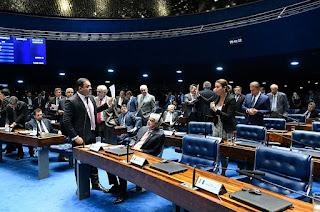 Após obstrução, Senado adia votação de projeto que altera regras do Fundo Eleitoral