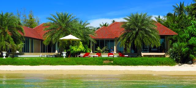 Phuket Beach Villa