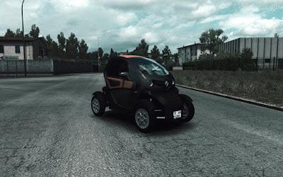 Renault Twizy V2