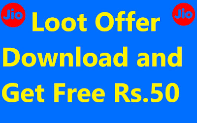 jio free 50 recharge