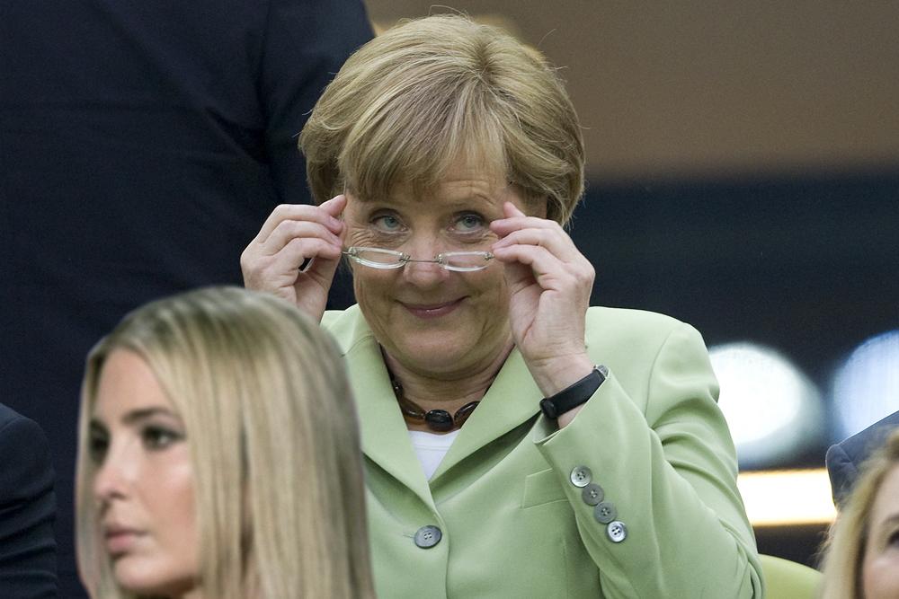 Merkel Brille