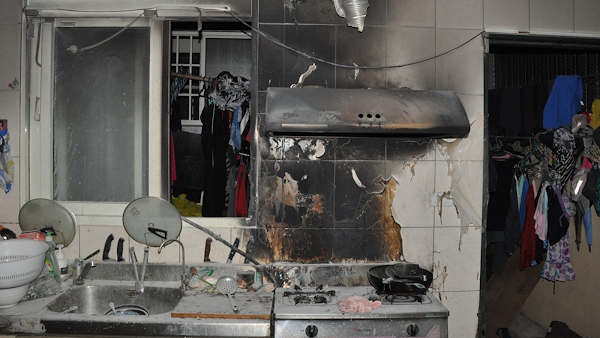 今年台中住宅火災原因前3名 消防局:爐火、電器、菸蒂