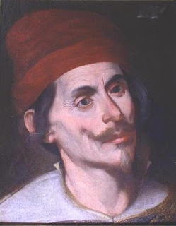 Onofrio Palumbo's portrait of Masaniello, which is in San Martino museum in Naples