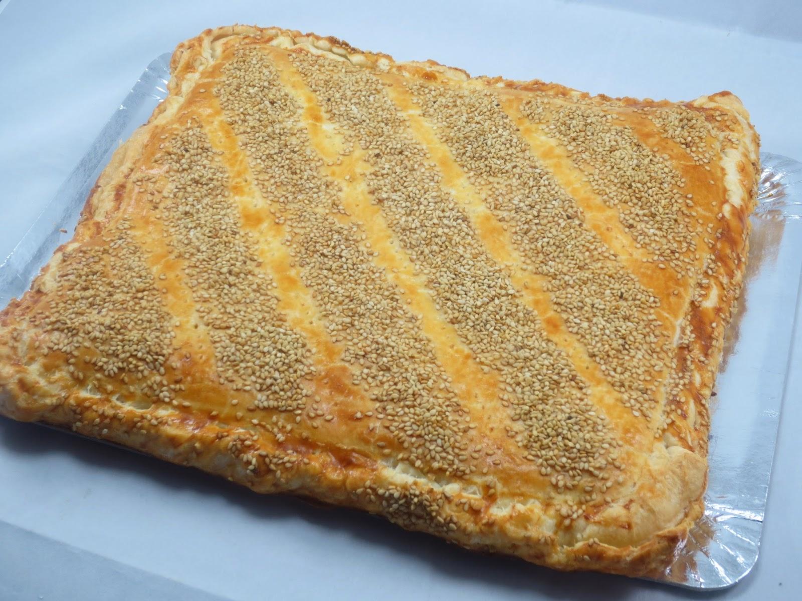 Empanada de jamón y queso Thermomix