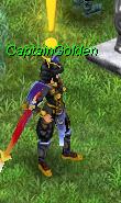 quest Golden Cannon