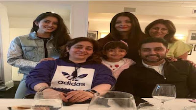 Navya Naveli Nanda Got Wished from Abhishek and Amitabh Bachchan on Her Birthday
