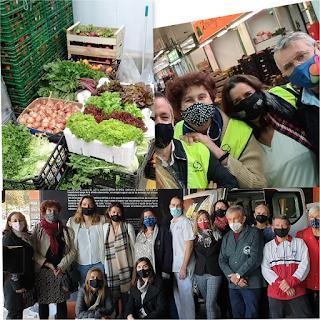Desperdicio Alimentario, #Tiradecontar, Evap/BPW Valencia