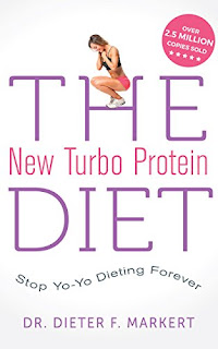THE New Turbo Protein DIET: Stop Yo-Yo Dieting Forever - a Health and Beauty Book by The Turbo Protein Diet