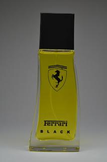 Fazer perfume Ferrari Black