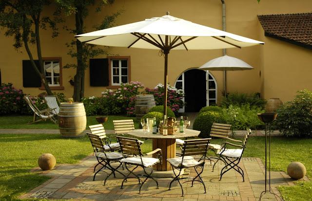 Schlossgut Diel Garten