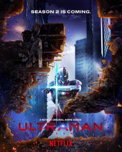 Netflix Ultraman Mendapatkan Season 2