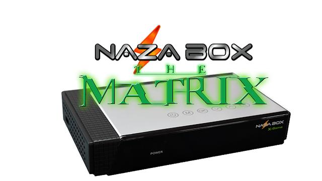 Nazabox X Game Nova Atualização V3.6.0 - 13/09/2021