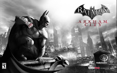 Batman Arkham City Highly Compressed 1GB PC Game Free Download