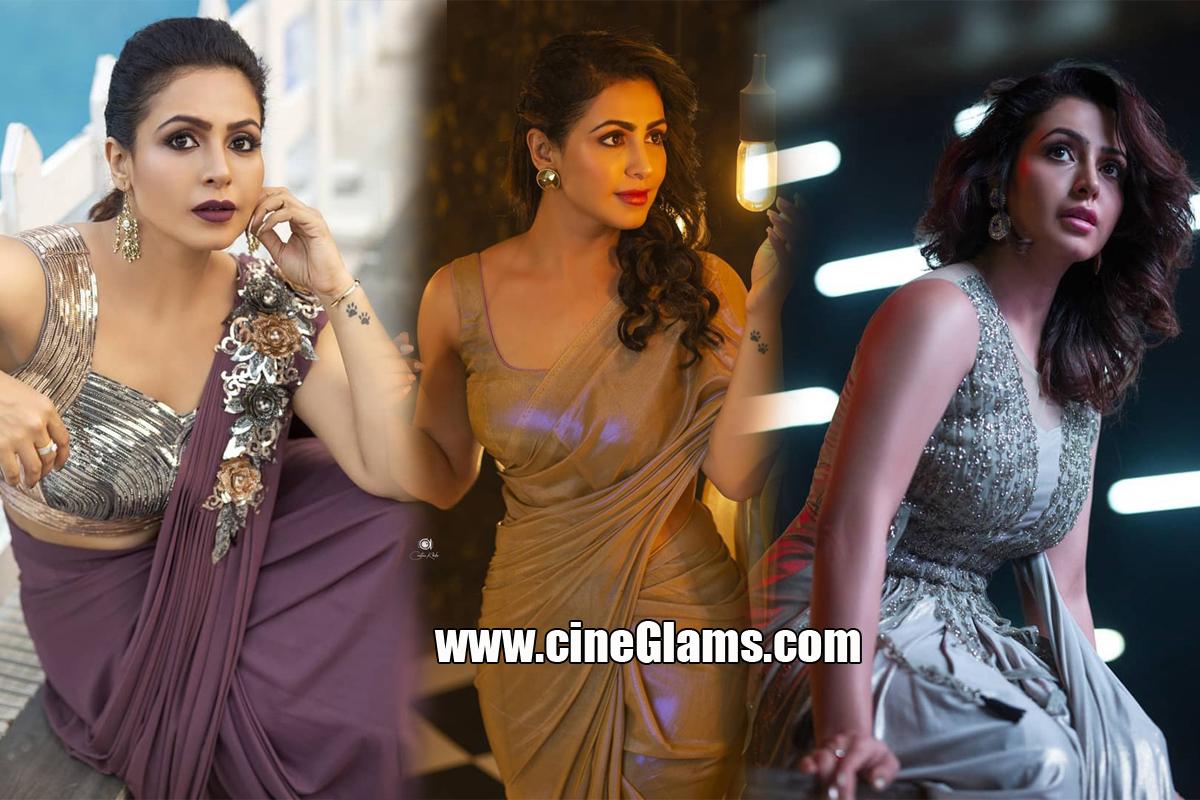 Telugu Actress Nandini Rai Latest Photoshoot Stills