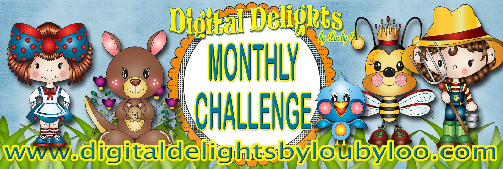Digital Delights by Louby Loo Tips