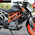 Latest 2017 KTM Duke 390 : Price , Specifications , New Colors  , Engine , Mileage , And Many More