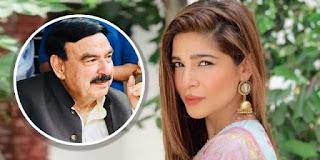 Ayesha Omar expresses desire to marry Sheikh Rasheed