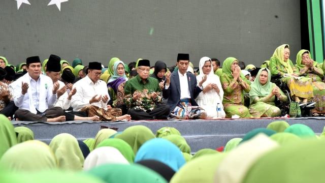 Said Aqil Tolak Minta Maaf soal Seruan Kader NU Kuasai Masjid: Saya Tak Takut Siapa Pun