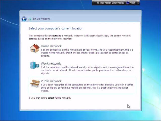 Cara install Windows 7 dengan Flashdisk tanpa kehilangan data 15