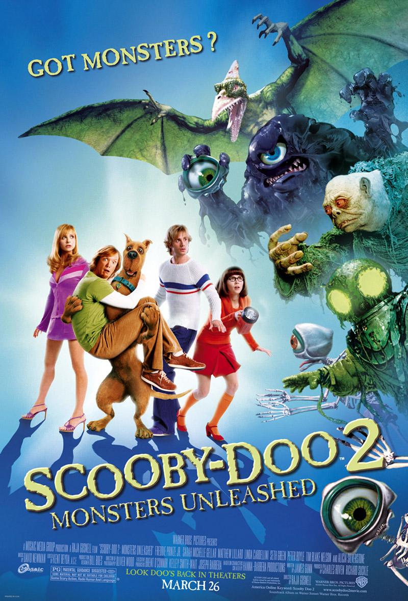 Scooby-Doo 2 – Monstros à Solta - HD 720p