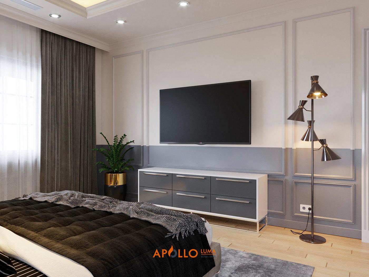 Bộ sưu tập: Phong cách nội thất Neo Classic (Tân cổ điển)