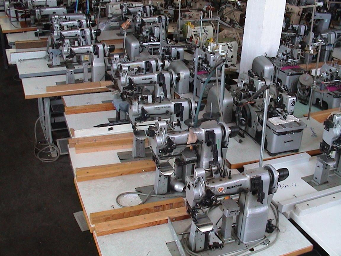 Industrial Machinery: Why Industrial Machinery Named it