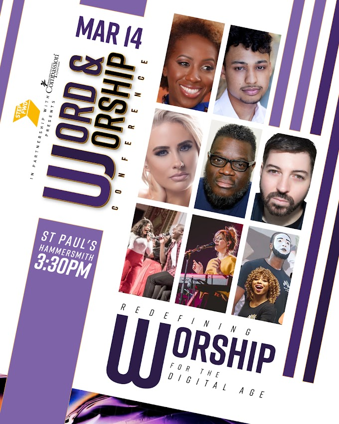 Word & Worship Conference: Redefining for the Digital Age