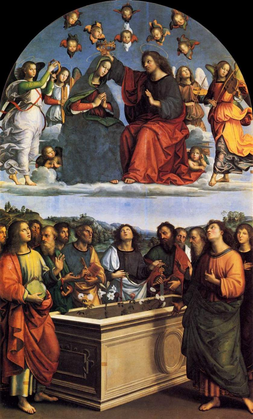 New Liturgical Movement: The Blessing of Herbs on the Feast of the