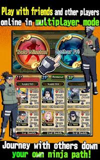 Naruto Ultimate ninja Blazing apk Mod 5