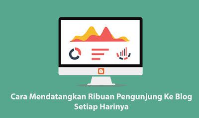 meningkatkan pengunjung blog organik