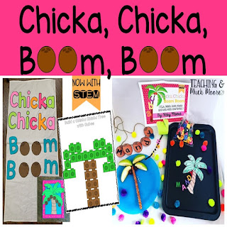 chicka chicka boom boom activity pack