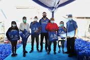 Kunjungi Lokasi Bencana, AHY Kirim Lima Truk Bantuan Bencana ke Berbagai Daerah di NTT